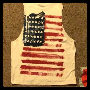 USA muscle shirt